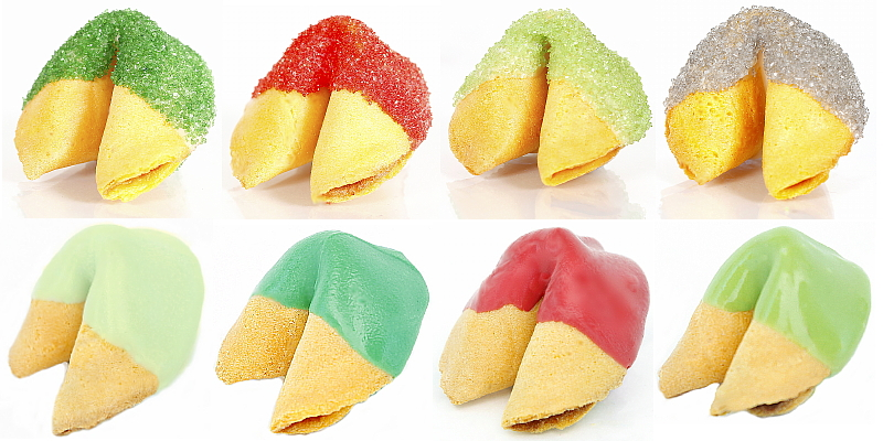 Holiday Corporate Gifts - wholesale fortune cookies